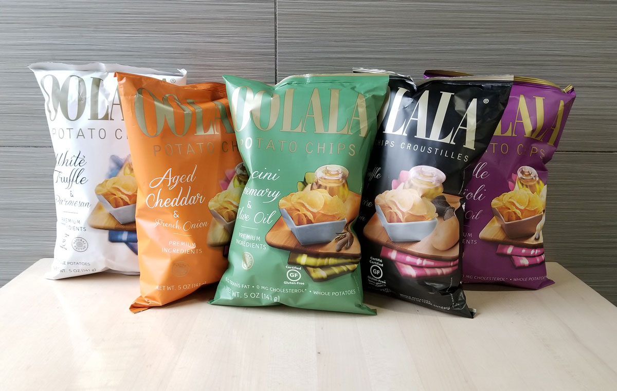 OOLALA Gourmet Chips