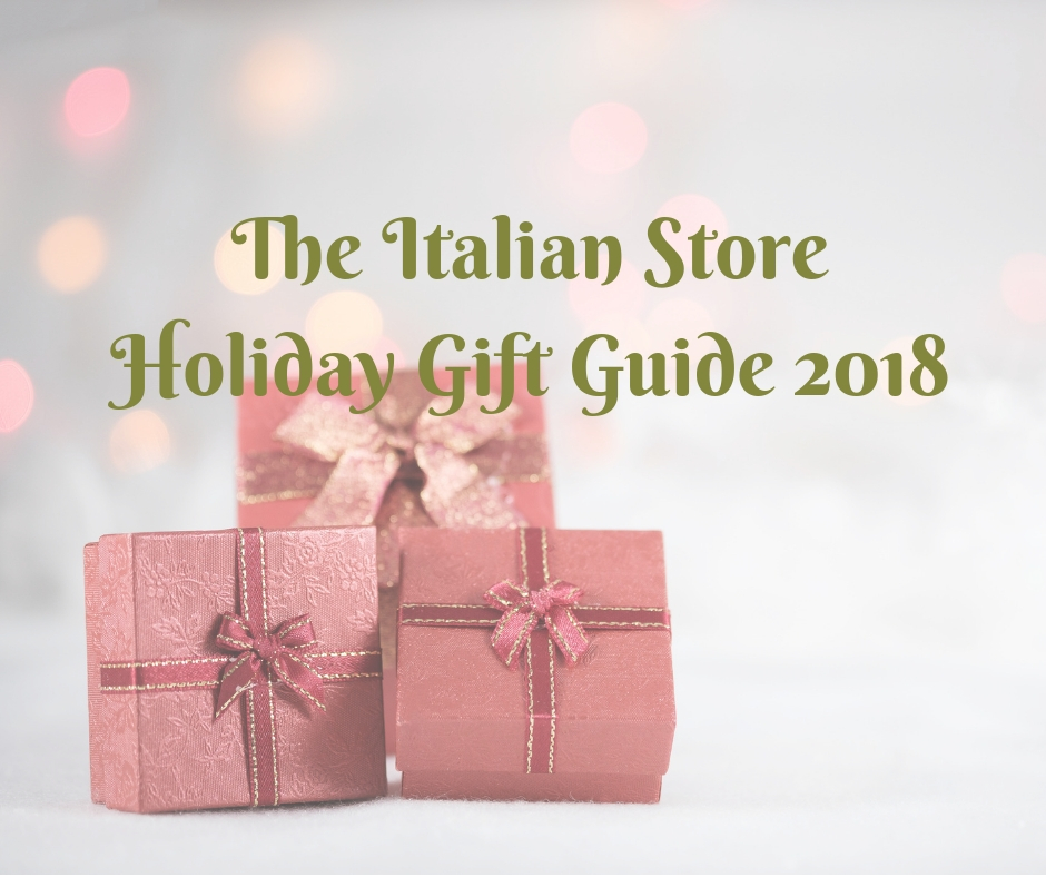 The Italian Store Gift Guide 2018