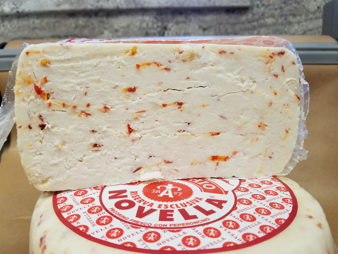 Galbani Cheese with Chili