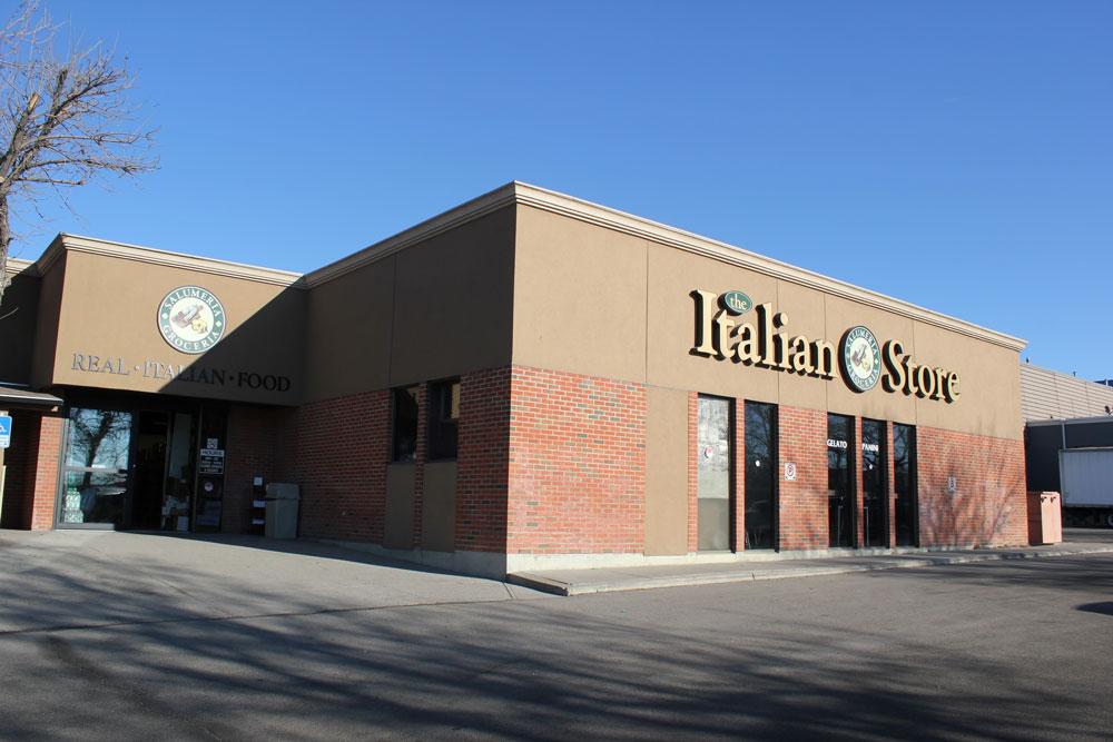The Italian Store Calgary